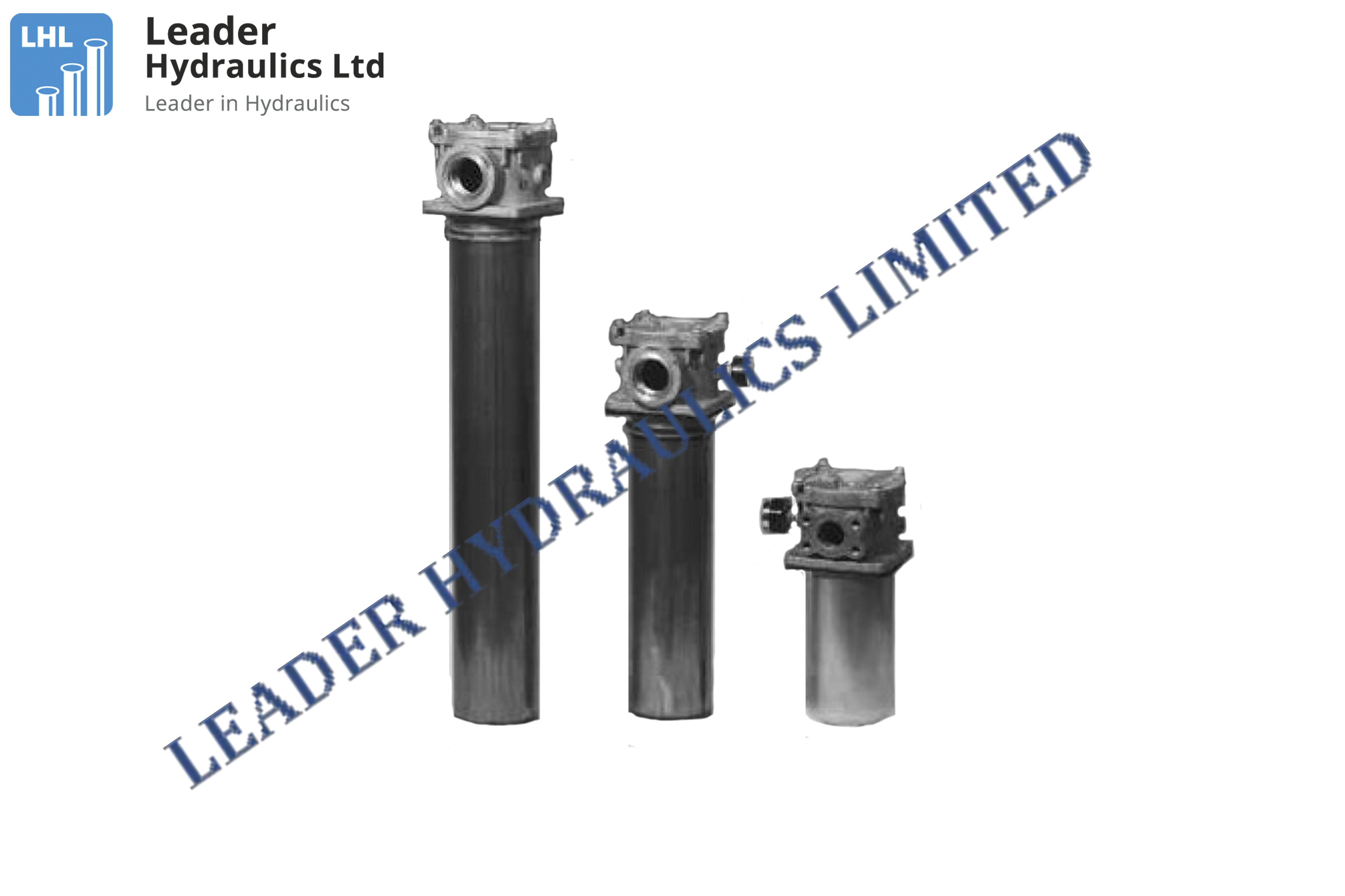 Return Line Filter Hf4r Leader Hydraulics