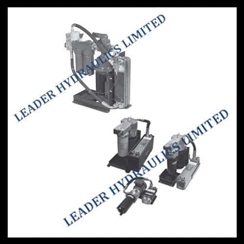 Pump-Transfer Cooler Filtration Units